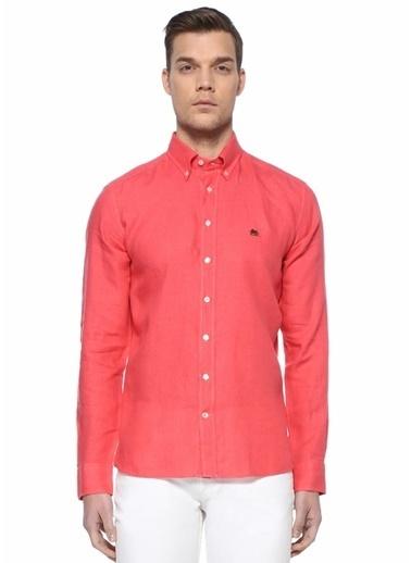 Etro Gömlek Kırmızı